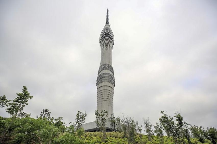 Çamlıca Kulesi açılışa hazır