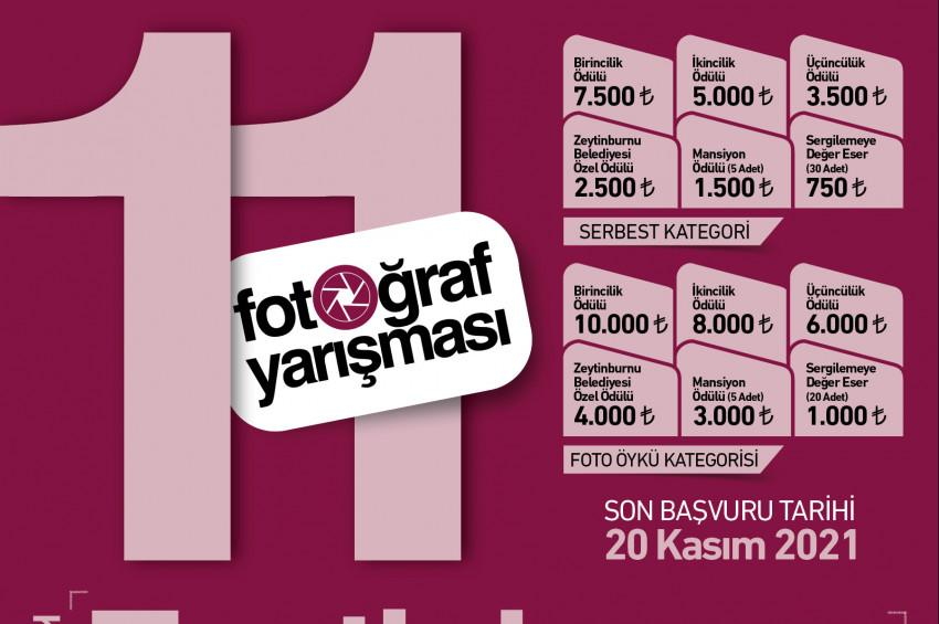 Zeytinburnu Geleneksel Fotoğraf Yarışması 2021 başvuruları başladı