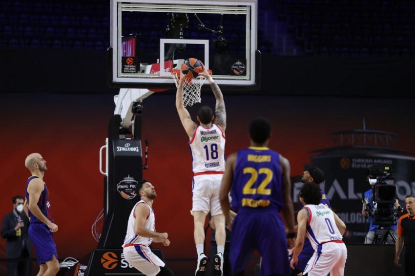 Anadolu Efes Avrupa Şampiyonu oldu