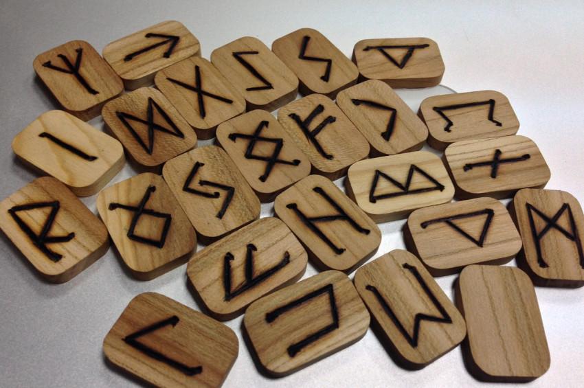 Rune Falı: Fizik ötesinin anahtarları