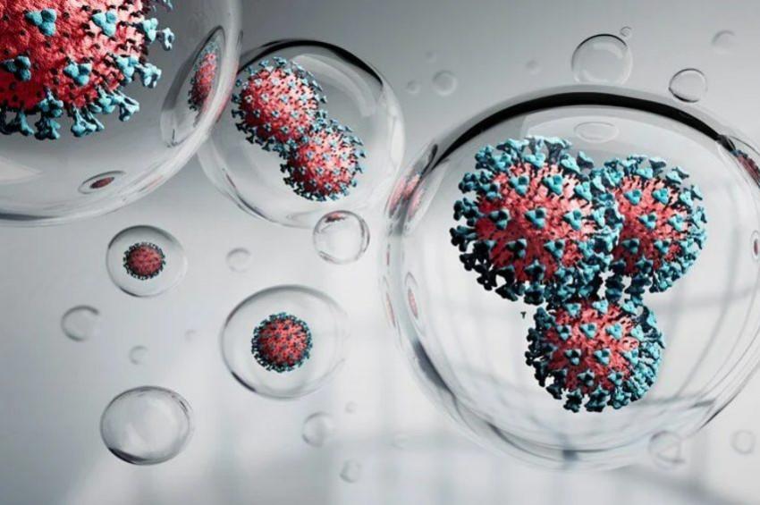Koronavirüsün iki varyantı birden bir kişiye bulaşabilir