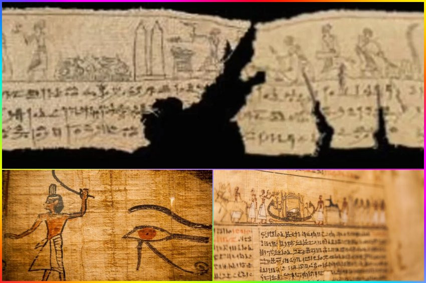 Ölüler Kitabı'ndaki bazı antik Mısır büyüleri çözüldü