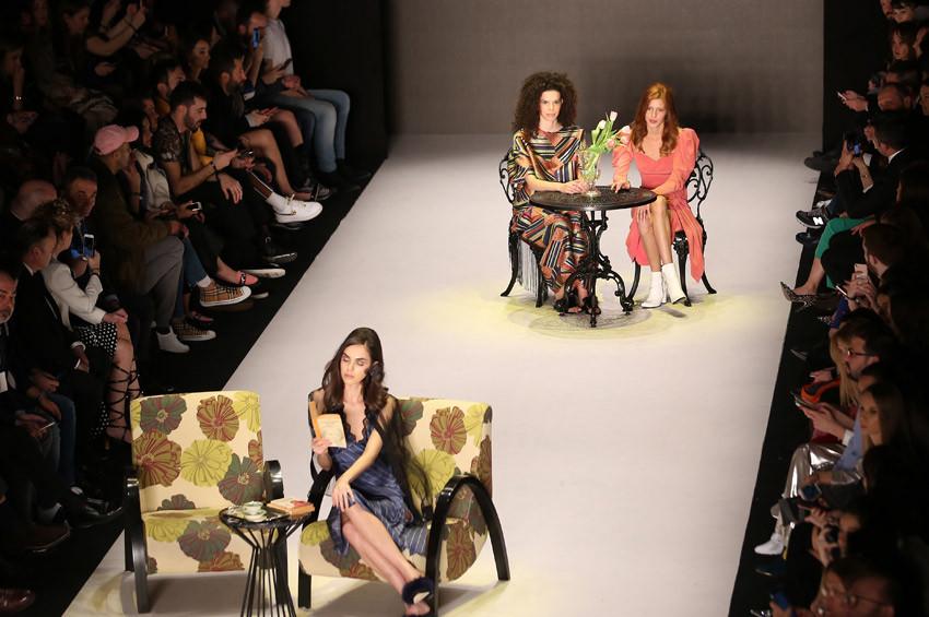 Fashion Week Istanbul 202112-15 Ekim tarihlerinde yapılacak