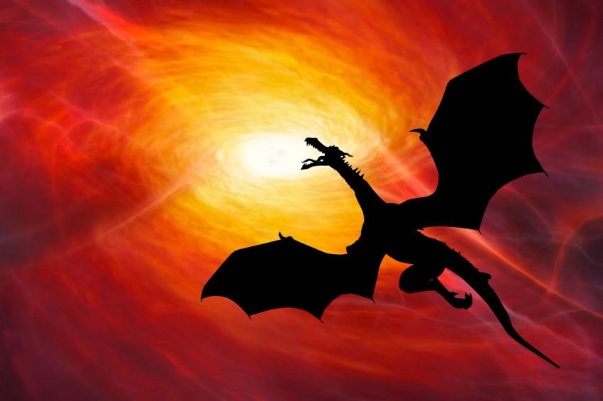 Velayetnamelerdeki ejderha motifinin mitolojik arka planı