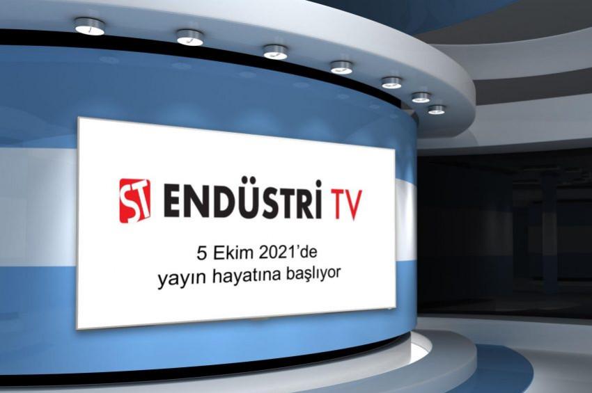 Endüstri TV 5 Ekimde yayına başlıyor