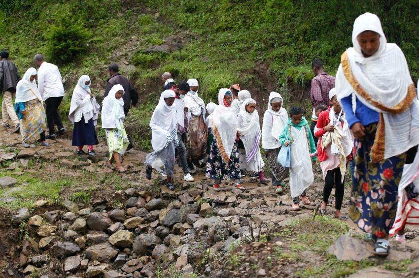 Etiyopyalı Hristiyanların Filseta orucu başladı