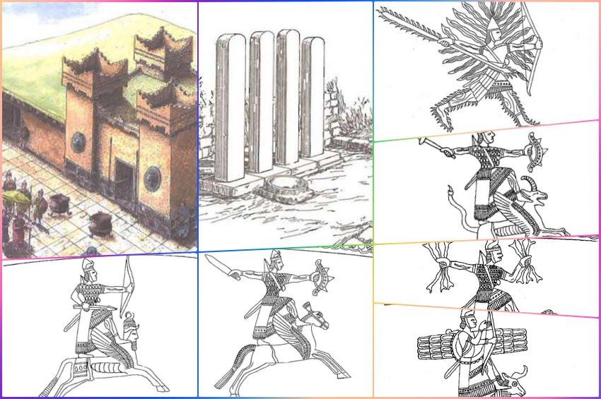 Urartuların dini inançları ve Urartu Tanrıları