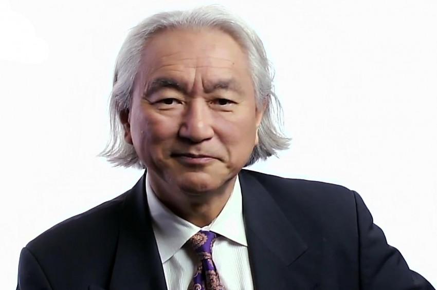 Fizikçi Michio Kaku: Uzaylı konusunda açık fikirli olun