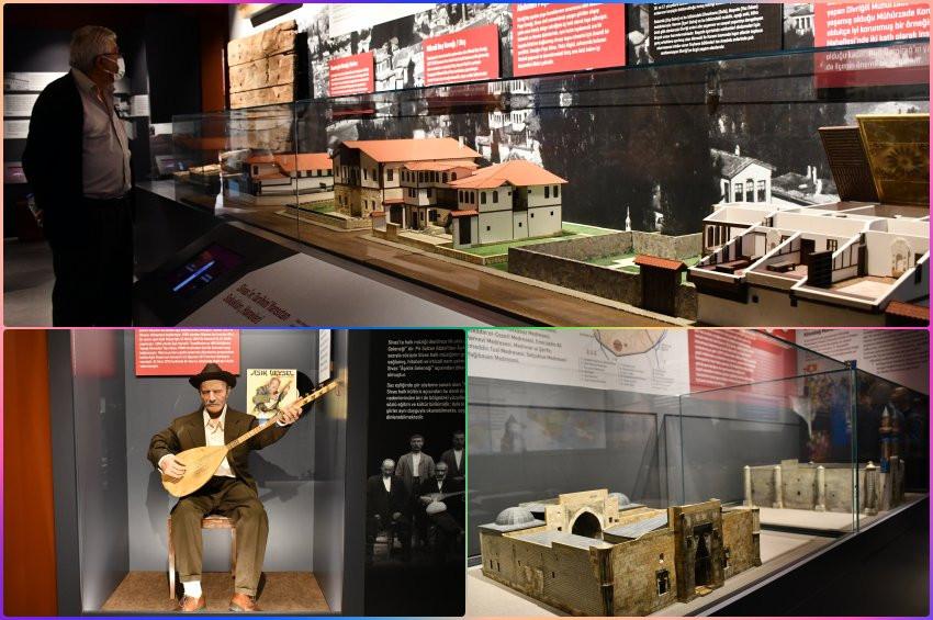 Sivas Şehir Müzesi törenle açıldı