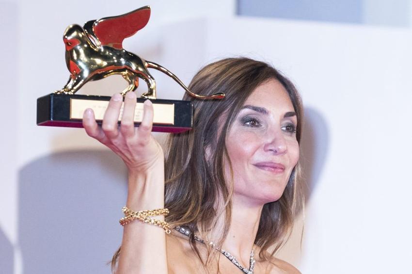 Venedik Film Festivalinde Altın Aslan ödülü Audrey Diwanın