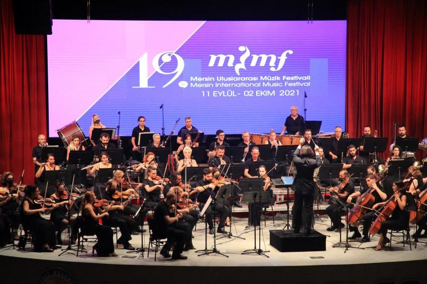 Mersin Müzik Festivali başladı