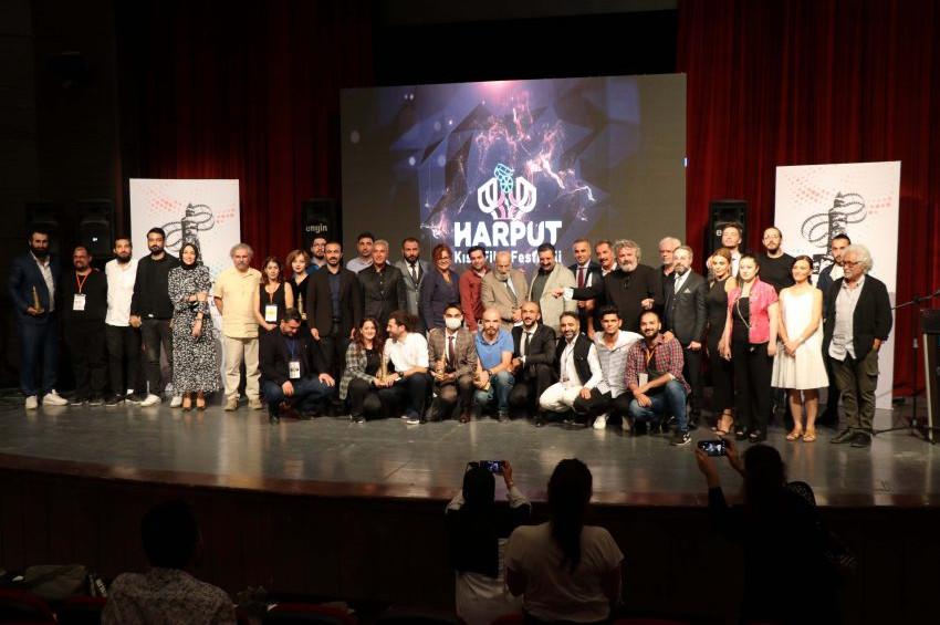 Harput Kısa Film Festivali ödülleri verildi