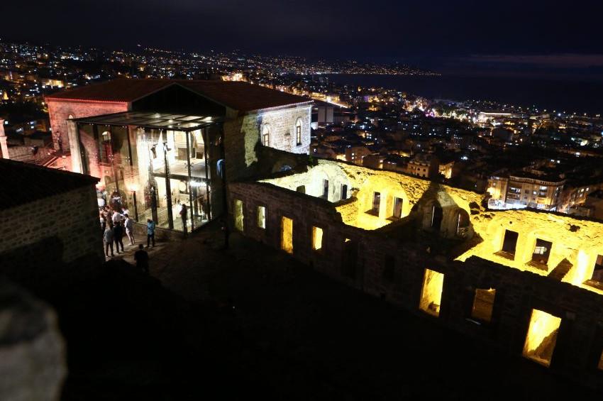Trabzondaki  Kızlar Manastırı ziyarete açıldı