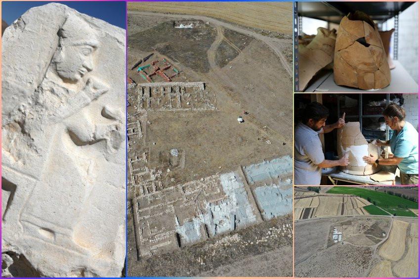 Sivasta Hititlerin gece tanrıçasına adadığı tapınak araştırılıyor