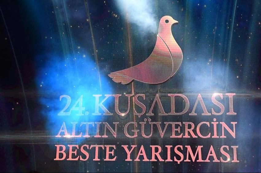 Altın Güvercin Ödülleri verildi