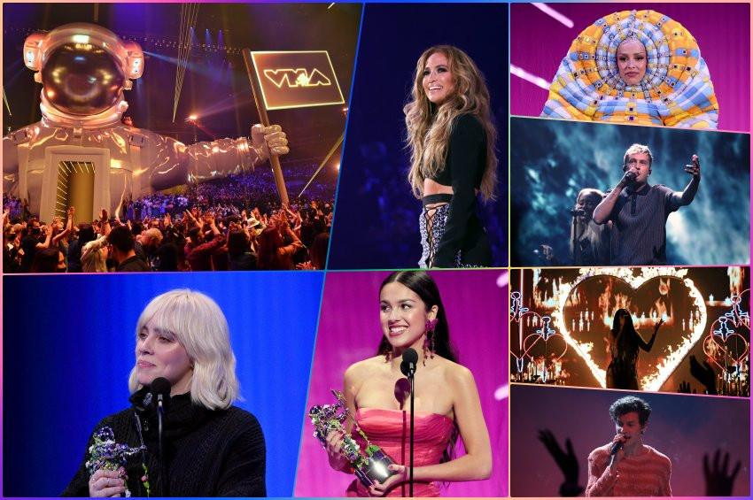 MTV  2021 Video Müzik Ödülleri açıklandı