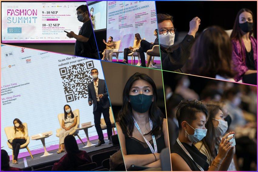 Asya Moda Zirvesi Hong Kongda gerçekleştirildi.