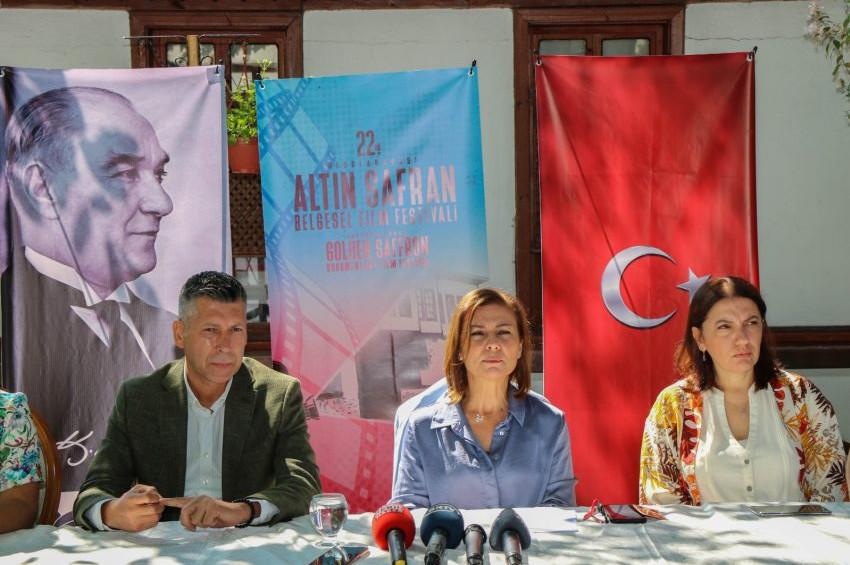 Altın Safran Belgesel Film Festivali programı açıklandı