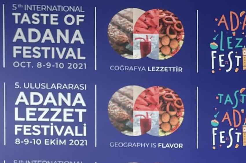 Adana Lezzet Festivali 8 Ekimde başlayacak