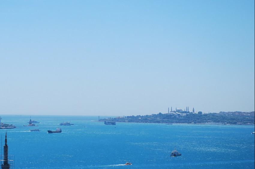 Marmara Denizinde yetersiz oksijen alarmı