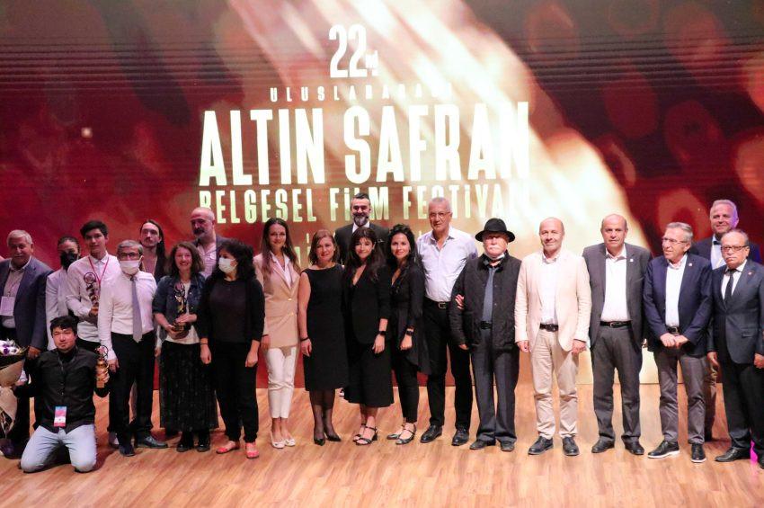 Altın Safran Belgesel Film Festivalinde en iyi film ödülünü Merhaba Canım kazandı