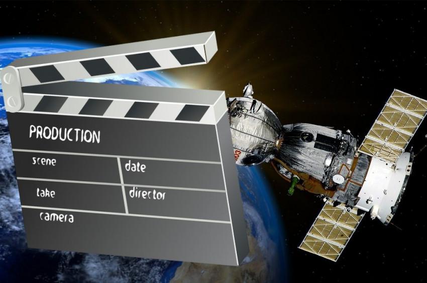 Rusya uzayda sinema filmi çekecek