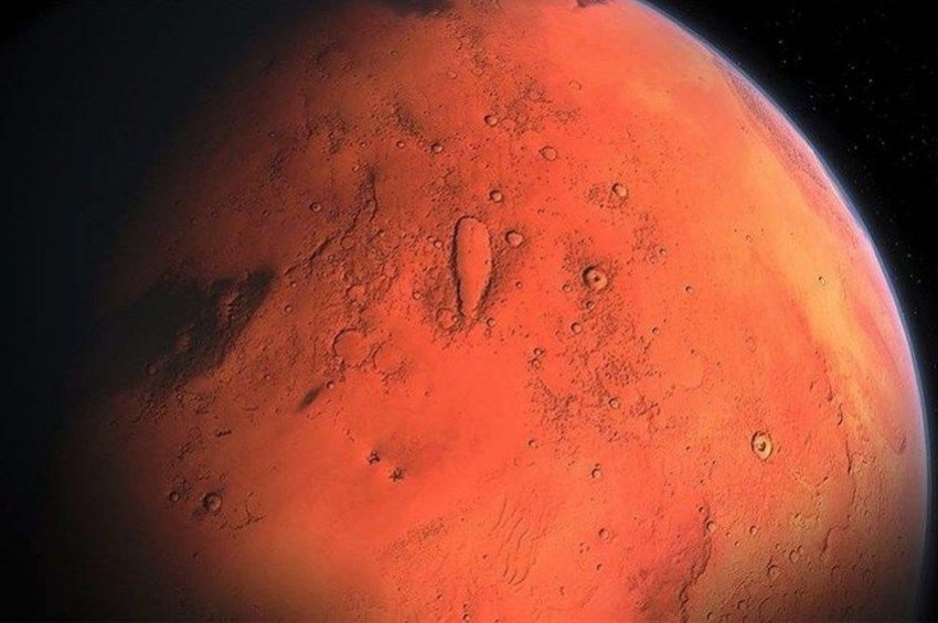 NASA: Marstaki kraterlerin nedeni süper patlamalar