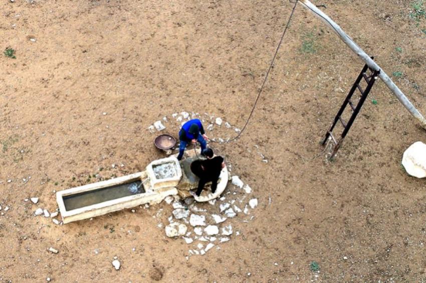Konya Ovasında kuraklık normalden 7 kat fazla