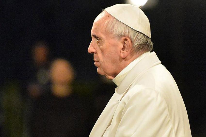 Papa Francis: Ya sabır! Tanrıya şükür hâlâ hayattayım