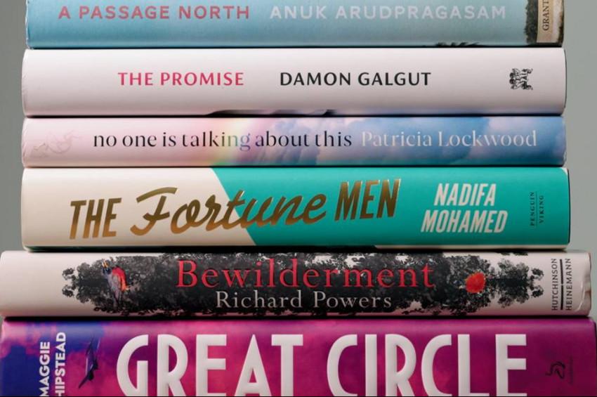 Booker Ödülü için yarışacak 6 roman belli oldu