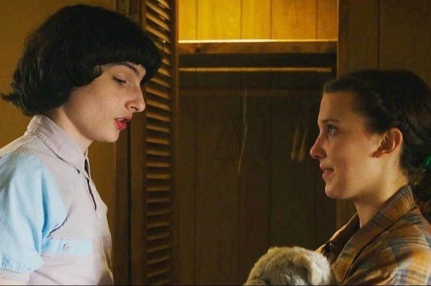 Çekimleri biten Stranger Things 4ün yeni fragmanı bekleniyor