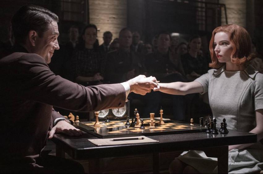 Ünlü satranç ustası Queen's Gambit dizisine dava açtı