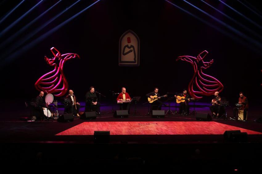 Konya 2021 Mistik Müzik Festivali başladı