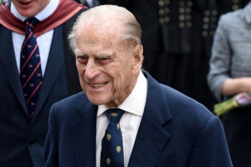 Prens Philipin vasiyeti 90 yıl gizlenecek
