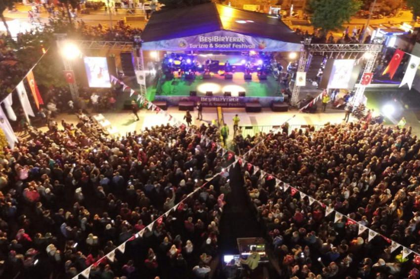 Beşibiryerde Turizm ve Sanat Festivali başladı