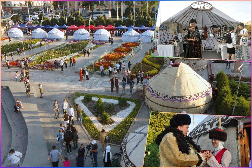 Dünya Halk Destanları Festivali 6. kez gerçekleştirildi