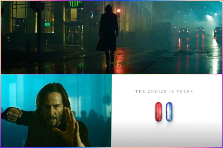 Matrix 4ün ilk tanıtım filmi yayınlandı